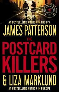 The-Postcard-Killers-by-James-Patterson-and-Liza-Marklund-2010-Hardcover
