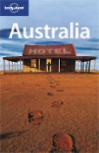 """VERY GOOD"" Vaisutis, Justine, Australia (Lonely Planet Country Guides), Book"