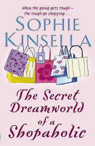Sophie-Kinsella-The-Secret-Dreamworld-of-a-Shopaholic-Book