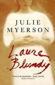 Very Good, Laura Blundy, Myerson, Julie, Book