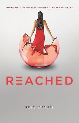 Reached   Nodust  By Ally Condie