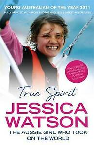 True Spirit ' Jessica Watson new trackable freepost aust