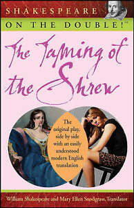 USED-VG-Shakespeare-on-the-Double-The-Taming-of-the-Shrew-by-William-Shakespe