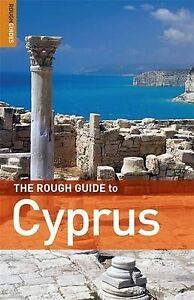 The Rough Guide to Cyprus by Marc Dubin (Paperback, 2009) travel