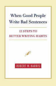 learn how to write better sentences