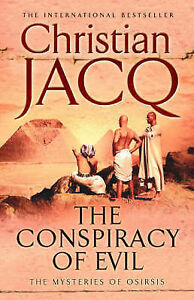 The-Conspiracy-of-Evil-Christian-Jacq-Very-Good-0743259599