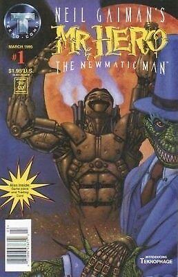 Neil Gaiman's Mr Hero #1 (Mar 95)