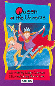"""NEW"" Queen of the Universe (Solos), David, Cox, LIBBY GLEESON, Book"