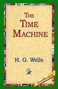NEW The Time Machine by H. G. Wells