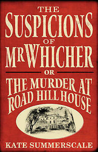 Summerscale Kate-Suspicions Of Mr. Whicher  BOOKH NEW