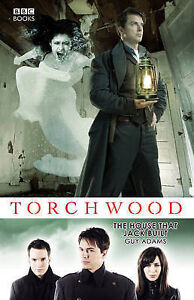 Adams-Guy-Torchwood-The-House-That-Jack-Built-Book