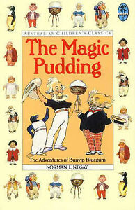 The Magic Pudding, Lindsay, Norman | Paperback Book | Good | 9780207188640