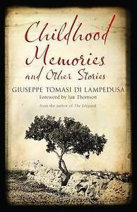 Childhood Memories and Other Stories, Giuseppe Tomasi di Lampedusa