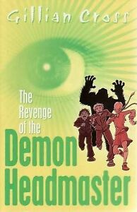 the revenge of the demon headmaster book review