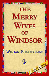 NEW The Merry Wives of Windsor by William Shakespeare