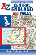 England and Wales Maps