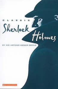 Very Good, Classic Sherlock Holmes (Scholastic Literacy Centres), Doyle, Sir Art