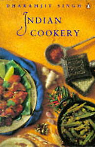 Indian Cookery [ a Penguin Handbook ], By Singh, Dharamjit,in Used but Acceptabl