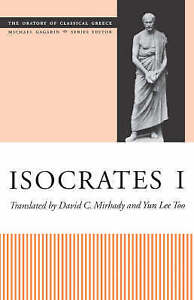 Isocrates: Part 1, David C. Mirhady