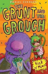 Pick-n-Mix-The-Grunt-and-the-Grouch-Tracey-Corderoy-Paperback-Book-NEW-97