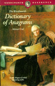 The Wordsworth Dictionary of Anagrams (Wordsworth Reference), , Good Book