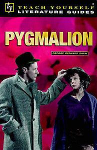 """Pygmalion"" (TYEL), Very Good Condition Book, Buzan, Tony, McMorland Hunter, Jan"