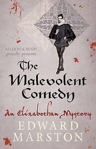 The-Malevolent-Comedy-by-Edward-Marston-Paperback-2015