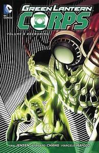Green Lantern Corps, Volume 6: Reckoning by Jensen, Van -Paperback
