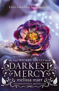 034AS NEW034 Darkest Mercy Wicked Lovely Marr Melissa Book - Consett, United Kingdom - 034AS NEW034 Darkest Mercy Wicked Lovely Marr Melissa Book - Consett, United Kingdom
