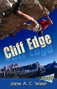 Jane A. C. West Cliff Edge (Solo) Very Good Book