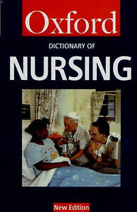 A-Dictionary-of-Nursing-by-Tanya-A-McFerran-Paperback-1998