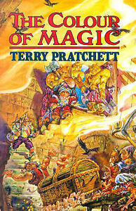 The Colour of Magic by Terry Pratchett (Hardback, 1989)