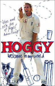Hoggy : Welcome to my world,Hoggard, Matthew,Very Good Book mon0000047820
