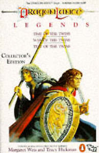 """Dragonlance Legends Omnibus: """"Time of the Twins"""", """"War of the Twins"""" and """"Test o"""
