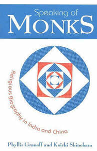 Speaking Of Monks  BOOK NEW