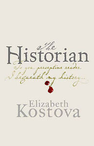 The Historian, By Kostova, Elizabeth,in Used but Acceptable condition