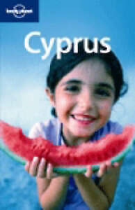 Maric, Vesna, Cyprus (Lonely Planet Country Guides), Very Good Book