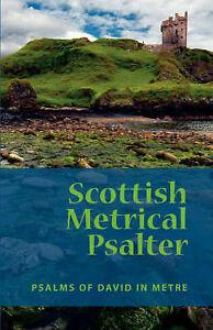 Scottish Metrical Psalter by Press, Eremitical -Paperback