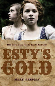 Mary Arrigan ~ ESTY'S GOLD ~ 'as new' PB