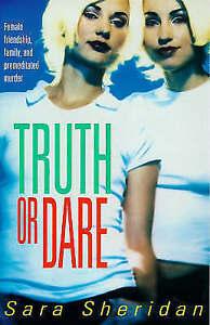 Good, Truth or Dare, Sheridan, Sara, Book