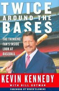 Twice-Around-the-Bases-The-Thinking-Fans-Inside-Look-at-Baseball-by-Bill