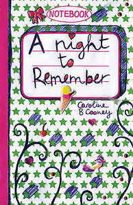 A Night to Remember by Caroline B. Cooney Paperback, 2009
