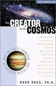 ▀▄▀The Creator and the Cosmos by Hugh Ross Ph.D PB