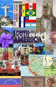 South American Road Trip: South American Travel Planner by J, O. M. -Paperback