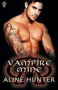 Vampire Mine by Hunter, Aline -Paperback