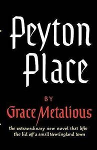 NEW Peyton Place by Grace Metalious