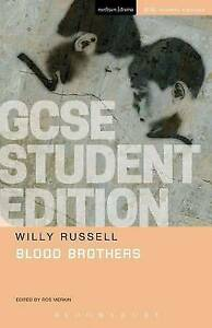 Russell Willy-Blood Brothers Gcse Student Edition  BOOK NEW