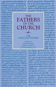 The Apostolic Fathers by Apostolic Fathers -Paperback