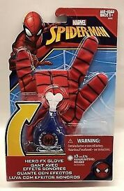 Marvel Spider-Man Hero FX Glove - Brand New