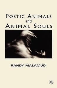 Poetic Animals and Animal Souls by Malamud, R.